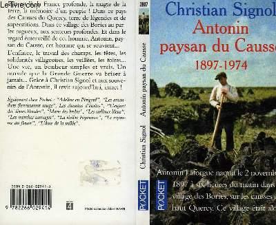 ANTONIN PAYSAN DU CAUSSE (1897-1974)