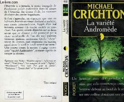 LA VARIETE ANDROMEDE - THE ANDROMEDA STRAIN