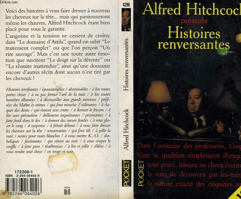 HISTOIRES RENVERSANTES