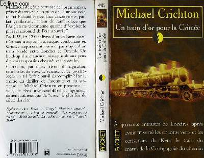 UNTRAIN D'OR POUR LA CRIMEE - THE GREAT TRAIN ROBERY