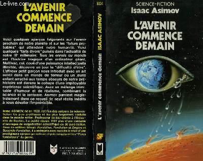 L'AVENIR COMMENCE DEMAIN - NINE TOMORROWS
