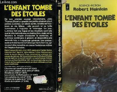 L'ENFANT TOMBE DES ETOILES - THE STAR BEAST