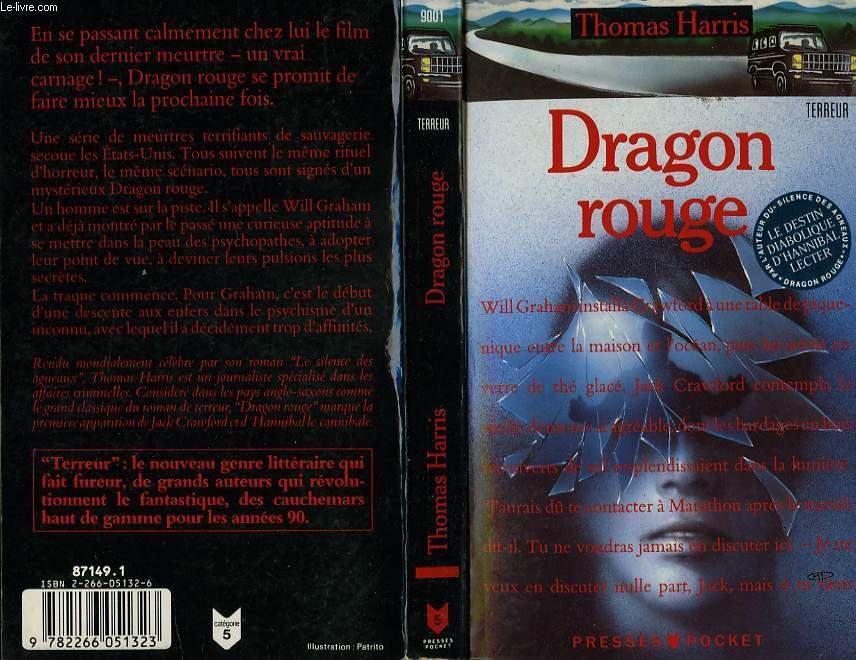 DRAGON ROUGE - RED DRAGON