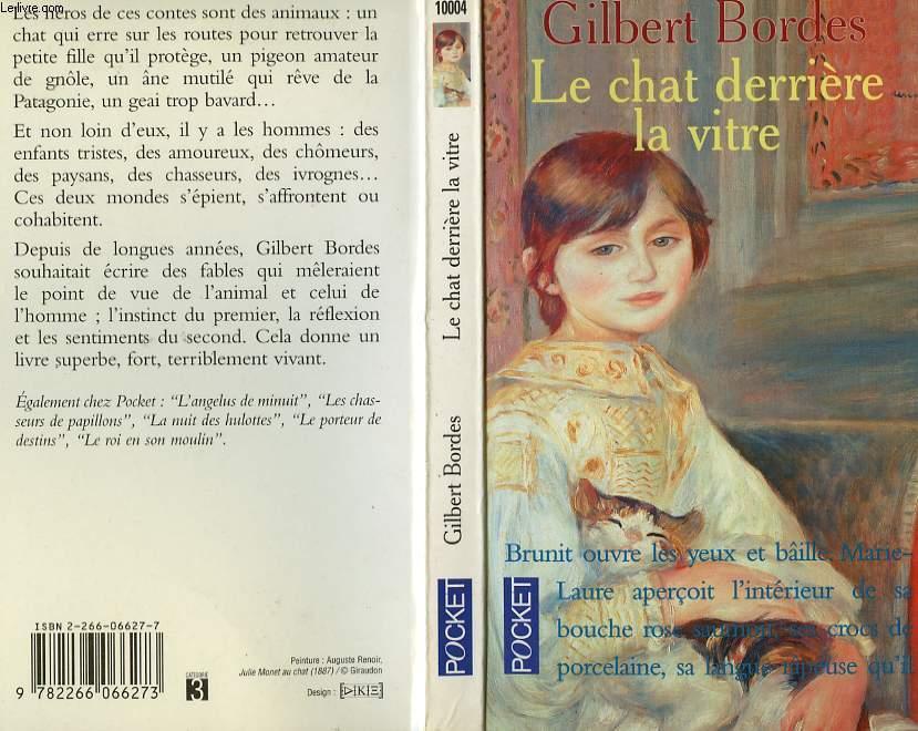 LE CHAT DERIERE LA VITRE (ET AUTRES HISTOIRES D'ANIMAUX)