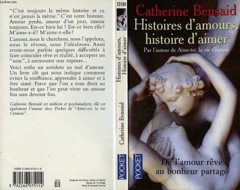HISTOIRES D'AMOURS, HISTOIRE D'AIMER