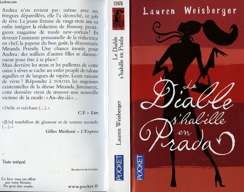 LE DIABLE S'HABILLE EN PRADA - THE DEVIL WEARS PRADA