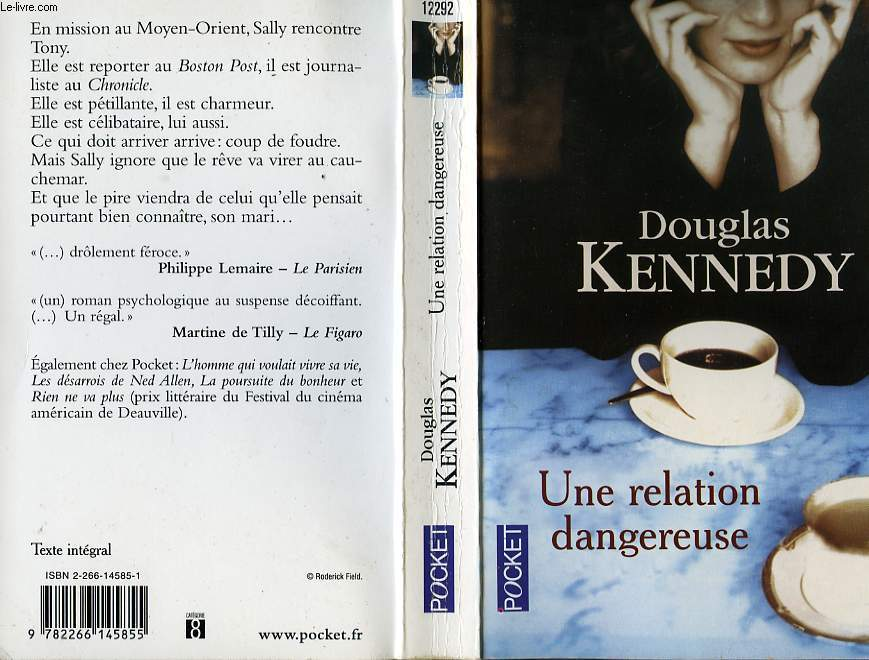 UNE RELATION DANGEREUSE - A SPECIAL RELATIONSHIP