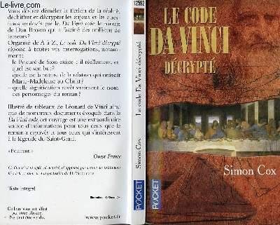 LE DA VINCI CODE DECRYPTE - CRACKING THE DA VINCI CODE