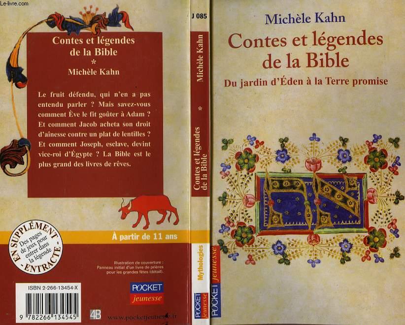 CONTES ET LEGENDES E LA BIBLE