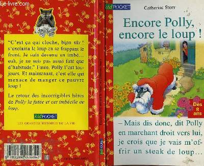 ENCORE POLLY, ENCORE LE LOUP! - POLLY AND THE WOLF AGAIN