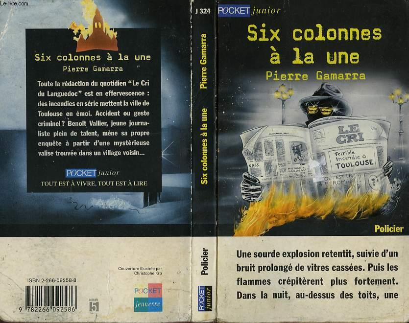 SIX COLONNES A LA UNE