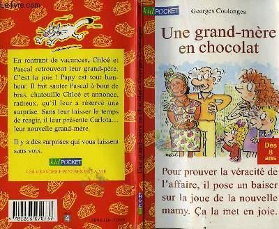 UNE GRAND-MERE EN CHOCOLAT