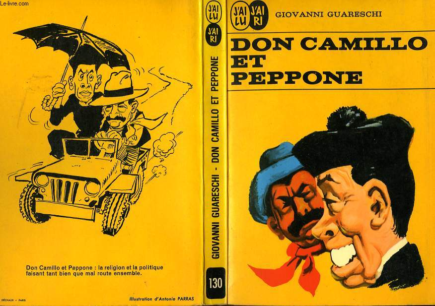 DON CAMILLO ET PEPPONE - DON CAMILLO E IL SUE GREGGE
