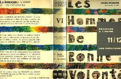 LES HOMMES DE BONE VOLONTE - TOME VI - 11/12 -