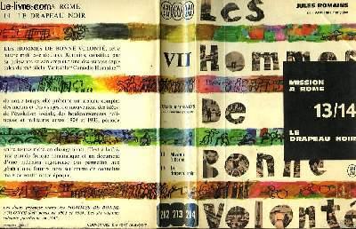 LES HOMMES DE BONNE VOLONTE - TOME VII - 13/14 -