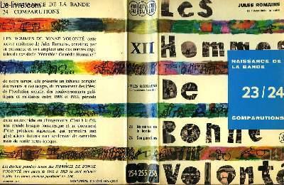 LES HOMMES DE BONNE VOLONTE - TOME XII - 23/24 -