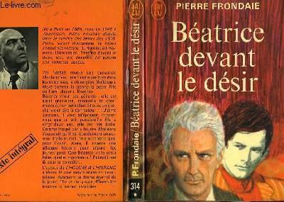 BEATRICE DEVANT LE DESIR