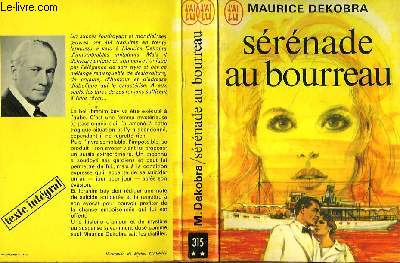 SERENADE AU BOURREAU