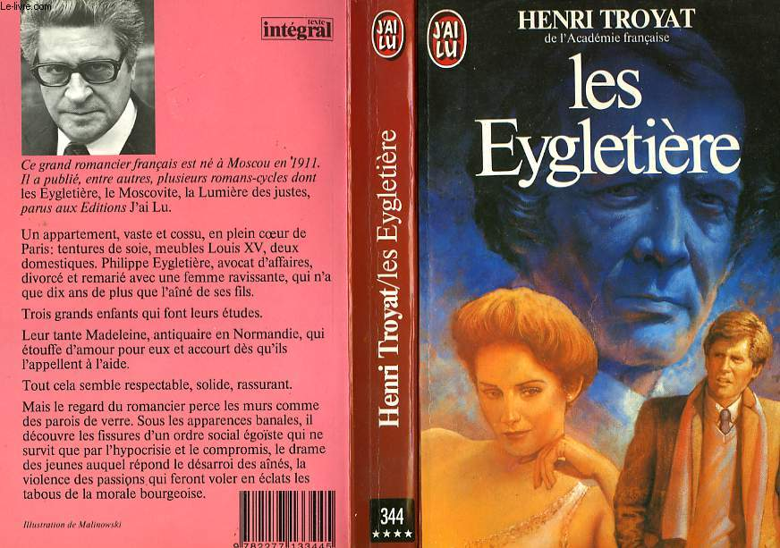 LES EYGLETIERE - TOME 1