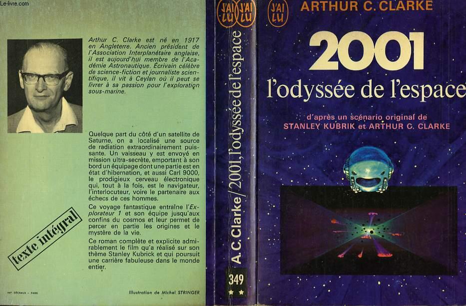 2001 L'ODYSSEE DE L'ESPACE - 2001 A SPACE ODYSSEY