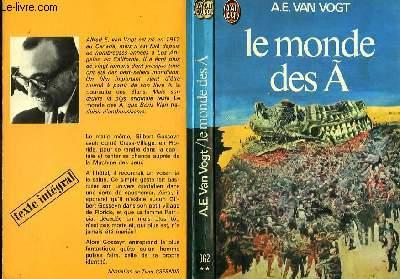 LE MONDE DES A - THE WORLD OF A