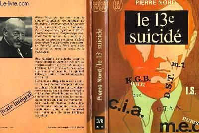 LE 13ème SUICIDE