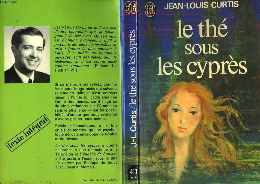 LE THE SOUS LES CYPRES