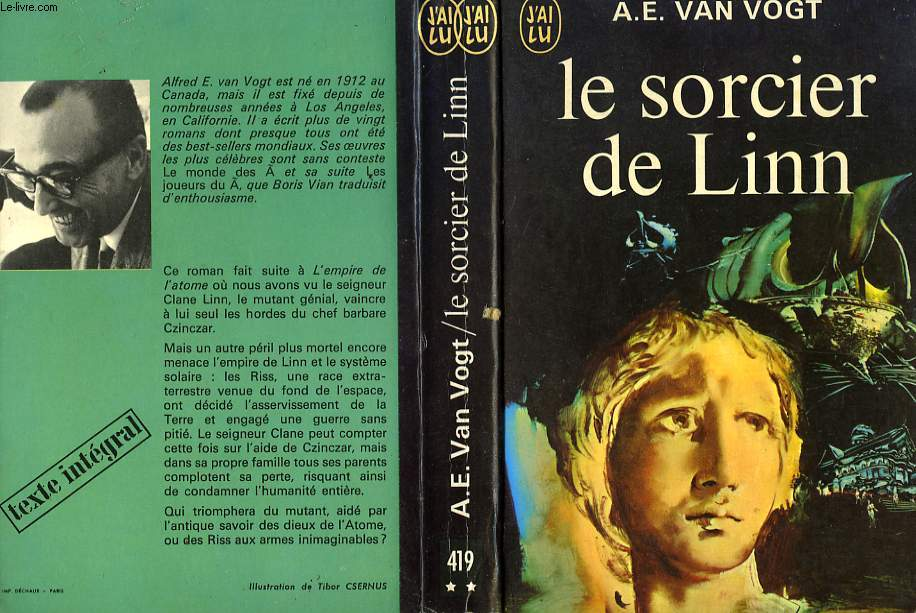 LE SORCIER DE LINN - THE WIZARD OF LINN