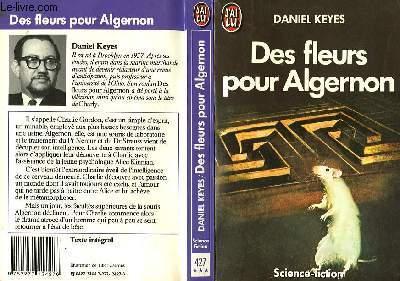 DES FLEURS POUR ALGERNON - FLOWERS FOR ALGERNON