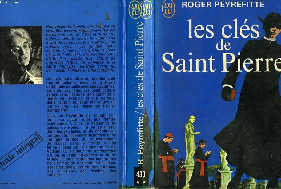 LES CLES DE SAINT-PIERRE