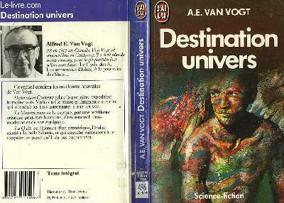 DESTINATION UNIVERS - DESTINATION UNIVERSE!