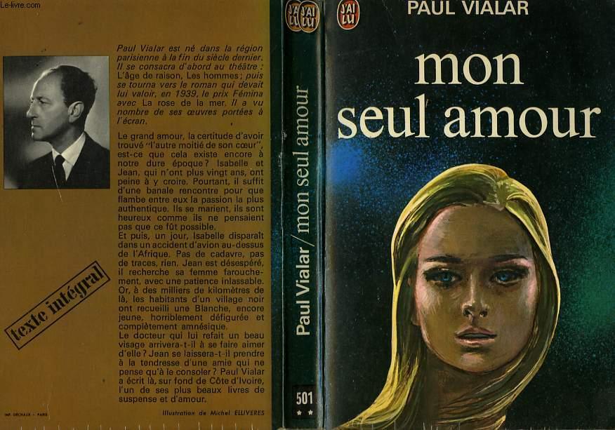 MON SEUL AMOUR