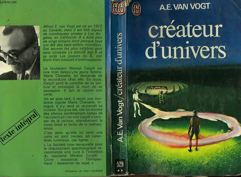 CREATEUR D'UNIVERS - UNIVERSE MAKER