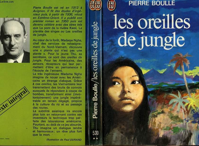 LES OREILLES DE LA JUNGLE