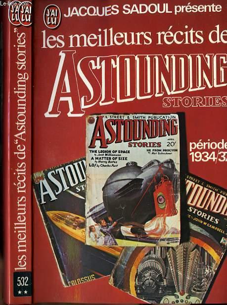 LES MEILLEURS RECITS DE ASTOUNDING STORIES - BEYOND INFINITY