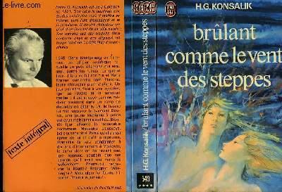 BRULANT COMME LE VENT DES STEPPES - HEISS WIE DER STEPPENWIND