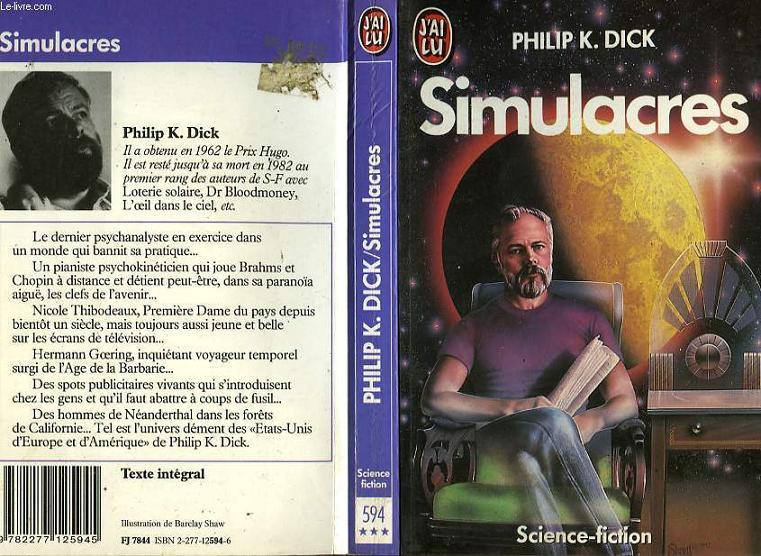 SIMULACRES - THE SIMULACRA