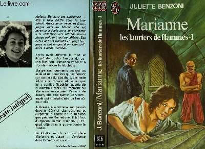 MARIANNE, LES LAURIERS DE FLAMMES - TOME 1
