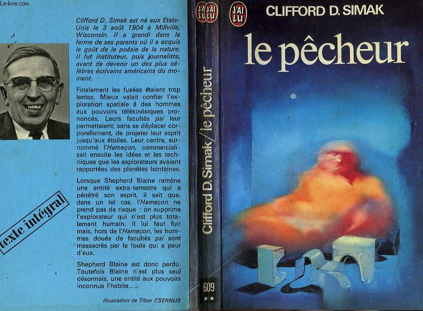 LE PECHEUR - TIME IS THE SIMPLEST THING
