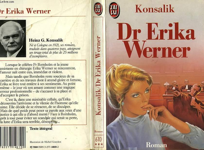 DOCTEUR ERIKA WERNER
