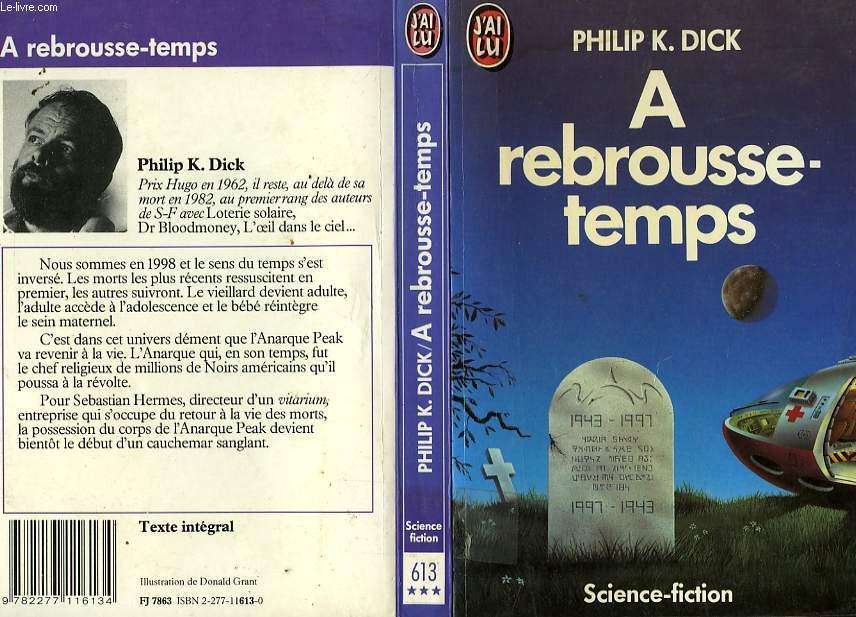 A REBROUSSE-TEMPS - COUNTER CLOCK WORLD