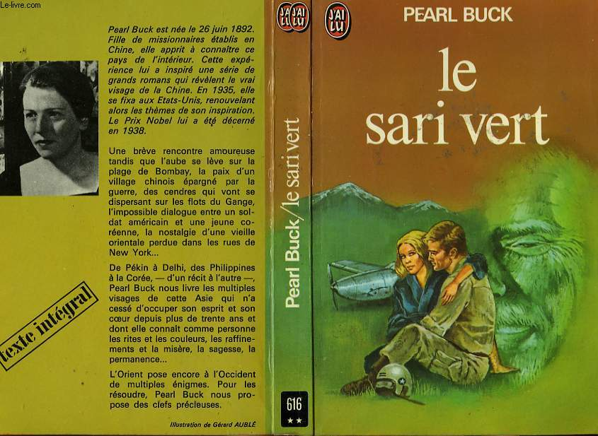 LE SARI VERT - THE GOOD DEED