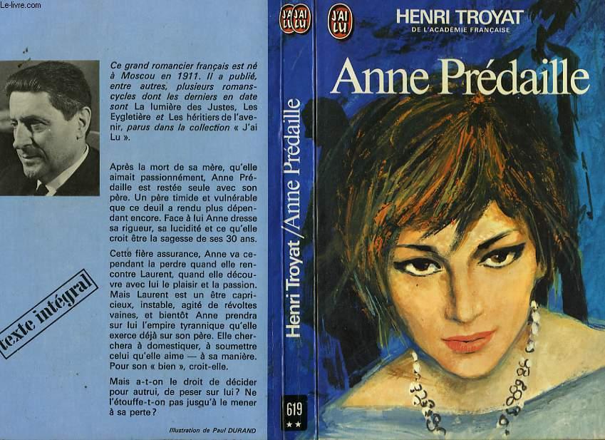 ANNE PREDAILLE