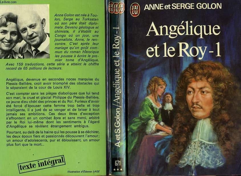 ANGELIQUE ET LE ROY - TOME 1