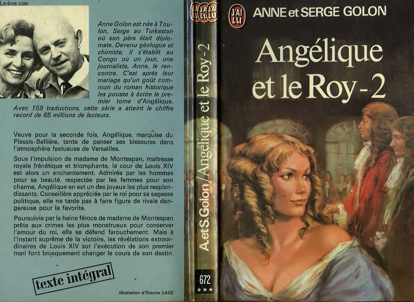 ANGELIQUE ET LE ROY - TOME 2
