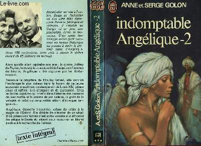 INDOMPTABLE ANGELIQUE - TOME 2