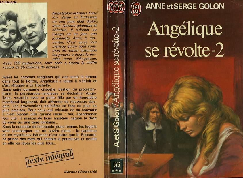ANGELIQUE SE REVOLTE - TOME 2