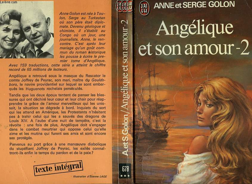 ANGELIQUE ET SON AMOUR - TOME 2