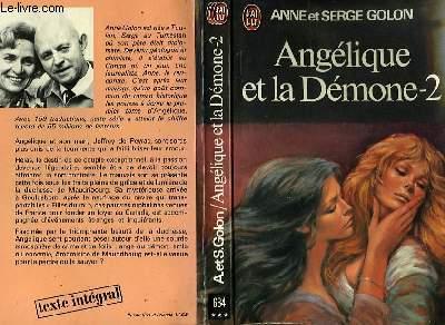 ANGELIQUE ET LA DEMONE - TOME 2