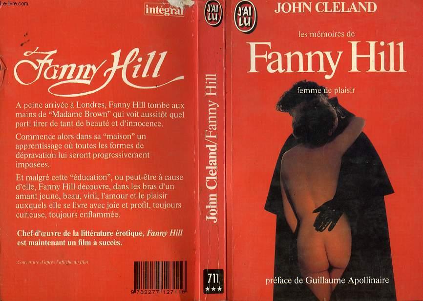 LES MEMOIRES DE FANNY HILL, FEMME DE PLAISIR